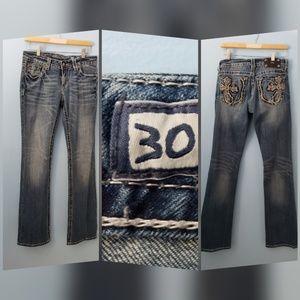 Miss Me Jean's size 30